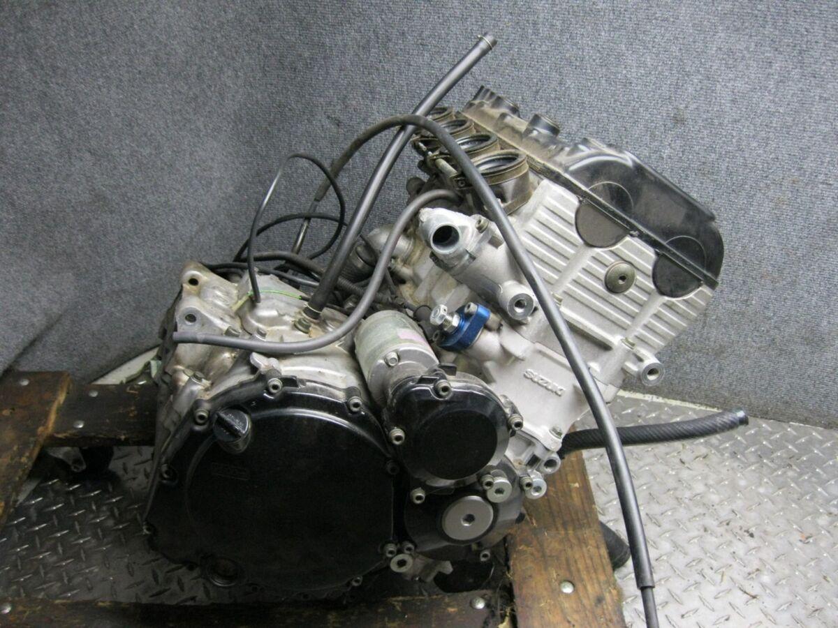 98 Suzuki GSXR GSX R Srad 600 Engine Motor 41B