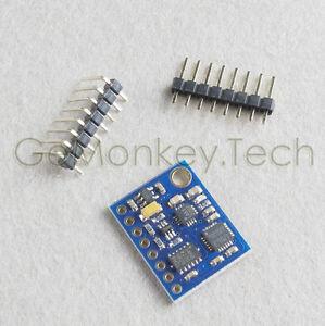 9DOF-ITG3205-ADXL345-HMC5883L-IMU-MWC-Arduino-Compatible