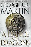 A Dance with Dragons: A Song of Ice and Fire: Book Five George R.R. Martin in Books, Fiction & Literature | eBay