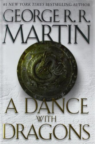 A Dance with Dragons(bk #5 of A Song of Ice and fire ) By George Martin-NEW in Books, Fiction & Literature | eBay