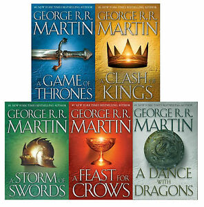 game of thrones all book pdf download