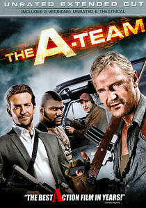 The A-Team (DVD, 2010, Unrated Extended ...