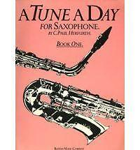 A-Tune-a-Day-for-Saxophone-Book-One-Bk-1-by-Boston-Music-Paperback-2000