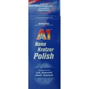 a1 nano kratzer polish dr wack 50 ml art 2714 kratzer. Black Bedroom Furniture Sets. Home Design Ideas