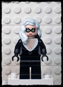 A34 Lego Batman Cat Woman Joker Marvel Super Hero Custom ...