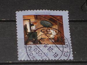 """A4 Bund 2008 MiNr. 2648 gestemp """" Spitzweg """" - Halle, Deutschland - A4 Bund 2008 MiNr. 2648 gestemp """" Spitzweg """" - Halle, Deutschland"""