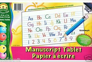 tablet upper lowercase letters w writing guide prek 2nd grade ebay