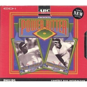 ABC Sports Presents: Power Hitter  (CD-i...