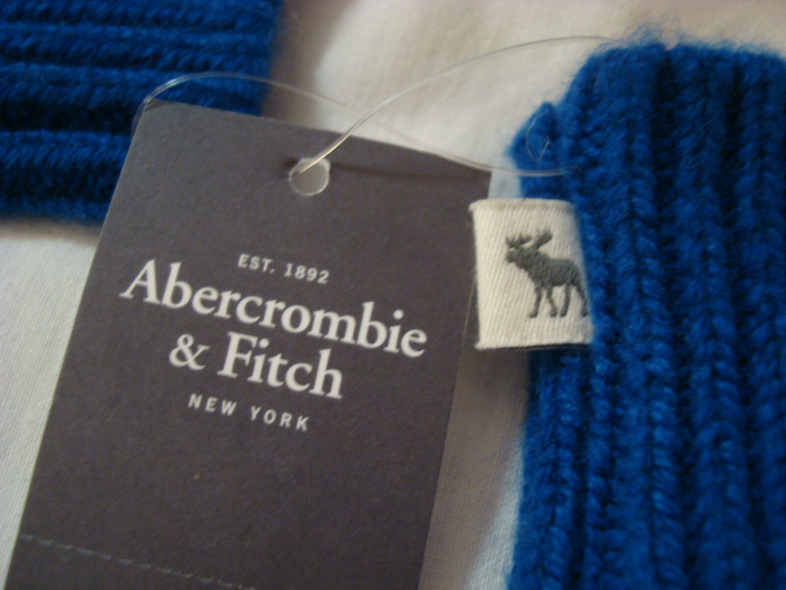 abercrombie and fitch paper