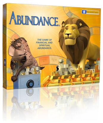 ABUNDANCE GAME known as Spiritual Cash Flow - Cashflow Game 101 - Rich Dad in Toys & Hobbies, Games, Board & Traditional Games   eBay