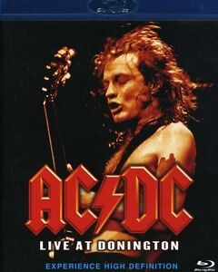 AC/DC - Live at Donington (Blu-ray Disc,...