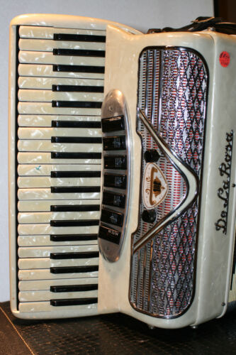 ACORDEON DE LA ROSA in Musical Instruments & Gear, Accordion & Concertina | eBay