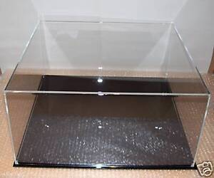 Acrylic perspex display case chess board display ebay - Chess board display case ...
