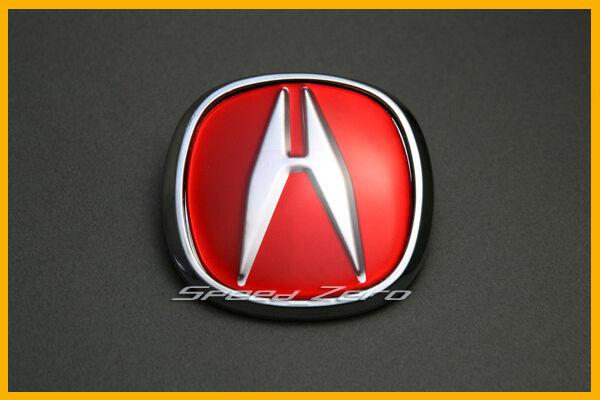Ebay Red A Emblem Club RSX Message Board - Red acura emblem