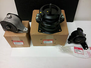 Acura  2001 on Acura Factory Engine Mount Set 2001 2002 Mdx   Ebay