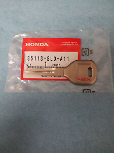 1991 Acura  on Acura Factory Key Blank 1991 1996 Nsx   Ebay