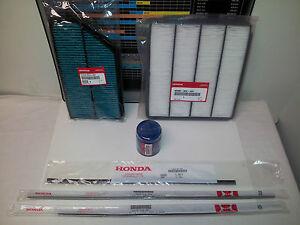 2003 Acura  on Acura Factory Service Kit 2003 2006 Mdx   Ebay