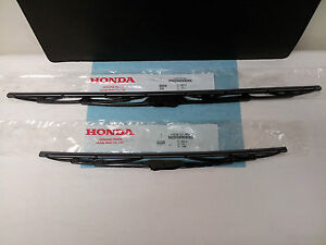 Acura 2013 on Acura Factory Wiper Blade Set 2004 2013 Tl   Ebay