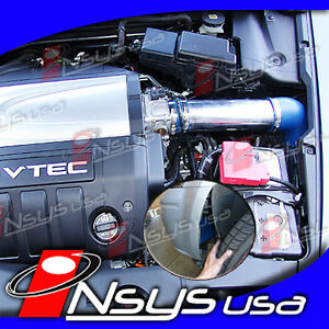 2008 Acura on Acura Rl Tl Type S Base 3 2 3 2l 3 5 3 5l V6 Cold Air Intake 2004 2005