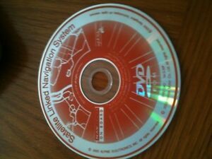 2007 Acura Typespecs on Acura Tl Navigation Cd Disc Dvd 04 05 06 A Spec Type S   Ebay