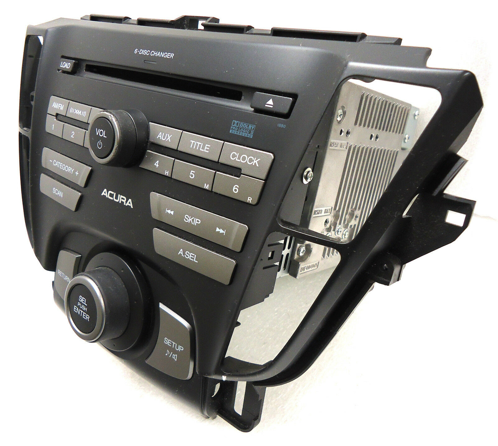 ACURA TL Radio Stereo 6 Disc Changer MP3 CD Player 1BB0