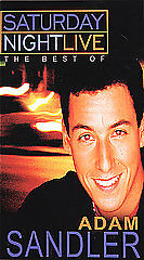 ADAM SANDLER - THE BEST OF SATURDAY NIGHT LIVE - NEW VHS - 2003 - TV COMEDY - 2 in DVDs & Movies, VHS Tapes | eBay