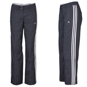 adidas damen hose 3 streifen ess woven pant freizeithose. Black Bedroom Furniture Sets. Home Design Ideas
