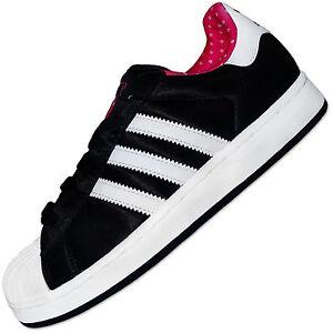 Adidas Superstar Damen Schwarz Rosegold