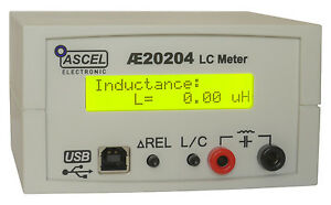 AE20204-LC-Messgeraet-Komplett-Bausatz-mit-RS232-USB-Gehaeuse-RCL-RLC-LCR-CRL-LRC