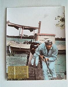 AF Aushangfoto Tarzan am großen Fluss FSK 5 Mike Henry 1968 - Privatauktion, Deutschland - AF Aushangfoto Tarzan am großen Fluss FSK 5 Mike Henry 1968 - Privatauktion, Deutschland