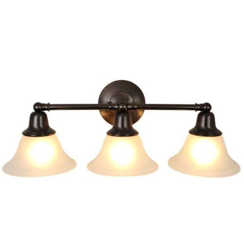 Rubbed bronze bathroom light fixtures for Bathroom vanity lights oil rubbed bronze