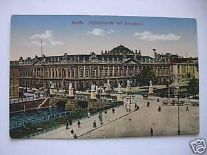 AK-Berlin-Schlossbruecke-mit-Zeughaus