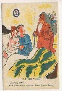 AK-Collection-Humoristique-56-Le-Pere-Noel-Weihnachtsmann-Kleinformat