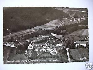 AK-Gammertingen-Hohenzollern-Kurheim-Zolleralb-Liegehal