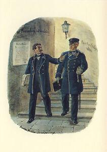 AK-Reichs-Postverwaltung-Postdirektor-Postsekretaer-1871