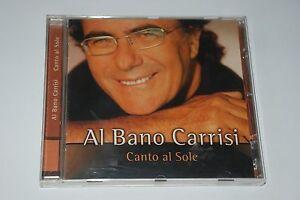 AL BANO CARRISI - CANTA AL SOLE - Deutschland - AL BANO CARRISI - CANTA AL SOLE - Deutschland