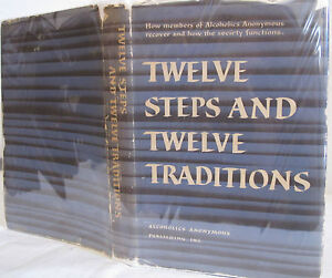 Aa 12 Steps And 12 Traditions Book Study