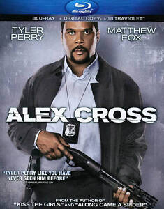 ALEX CROSS (Blu-ray Disc, 2013) NEW AND SEALED with slipcase in DVDs & Movies, DVDs & Blu-ray Discs | eBay
