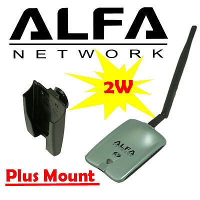 ALFA AWUS036NH 2W Wireless N USB WLAN Network Adapter in Computers/Tablets & Networking, Home Networking & Connectivity, USB Wi-Fi Adapters/Dongles | eBay