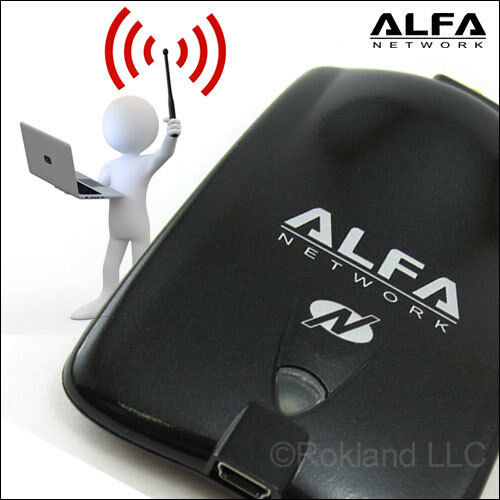 ALFA AWUS036NHA 802.11n Wireless-N Wi-Fi USB Adapter High Speed Atheros AR9271 in Computers/Tablets & Networking, Home Networking & Connectivity, USB Wi-Fi Adapters/Dongles | eBay