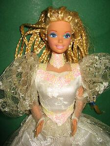 alte vintage superstar barbie von mattel 80er jahre original kleidung schmuck ebay. Black Bedroom Furniture Sets. Home Design Ideas