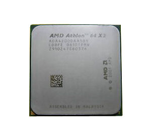 AMD Athlon 64 X2 4200+ - 2,2 GHz Dual-Co...