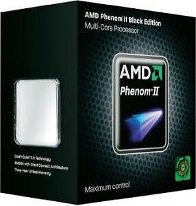 AMD Phenom II X4 965 - 3,4 GHz Quad-Core...