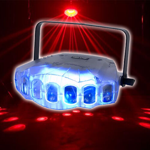 AMERICAN DJ JELLYFISH LED JELLY FISH CLEAR CASE PARTY LIGHTING EFFECT LIGHT in Musical Instruments & Gear, Stage Lighting & Effects, Stage Lighting: Single Units | eBay