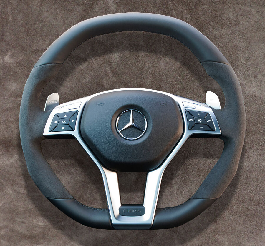 Mercedes Benz S550 Steering Wheel