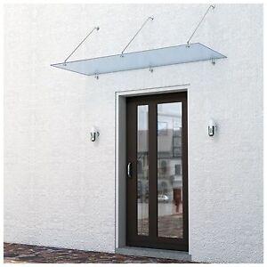 amod glas vordach t rvordach pultvordach dach haust r 13. Black Bedroom Furniture Sets. Home Design Ideas