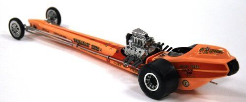 AMT TV TOMMY IVO DRAGSTER 1/25 MODEL KIT AMT