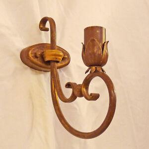 Applique ferro battuto tutte le offerte cascare a fagiolo - Applique da parete in ferro battuto ...