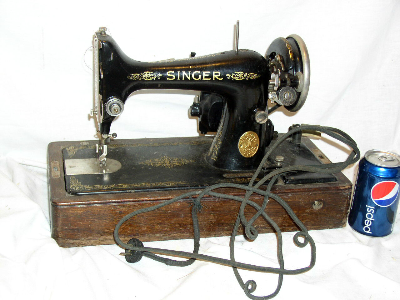 vintage singer sewing machine value