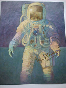 APOLLO-12-LEGEND-in-person-signed-print-ALAN-BEAN-MOONWALKER